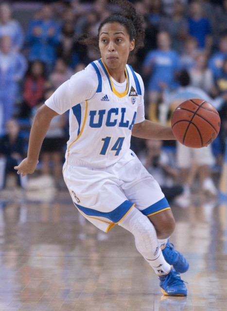 Mariah Williams and No. 18 UCLA will face a stiff test against No. 22 Colorado.