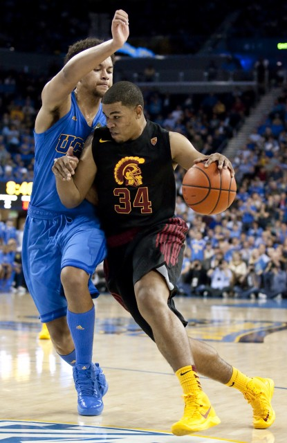 UCLA will be keeping a close watch on USC redshirt senior forward Eric Wise when the teams face off this weekend at the Galen Center.