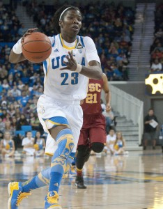Senior guard/forward Markel Walker led the UCLA Bruins with 16 points in a 51-49 loss to the Stanford Cardinal in the Pac-12 conference tournament title game. The team came back from an early deficit, only to surrender the game-winning shot with seven seconds to play.