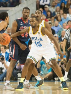 Freshman forward/guard Shabazz Muhammad returns home to Las Vegas determined to win the Pac-12 Tournament.