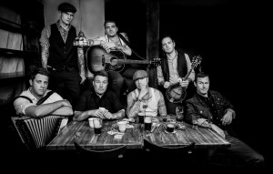 Irish street-punk group Dropkick Murphys rocked the Club Nokia Wednesday night. The band played tribute to their hometown Boston, days after the tragic bombing of the Boston Marathon.