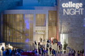 The J. Paul Getty Museum will hold its annual College Night tonight, open to thousands of college students in the Los Angeles area. The event will include food, access to the museum's exhibitions, hands-on art activities, special docent-led tours and live musical performances by indie-rock band Cayucas.