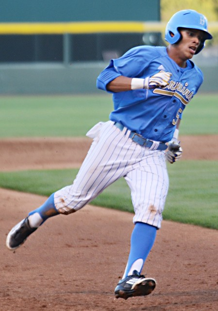 UCLA and junior infielder Kevin Williams will host No. 4 Cal State Fullerton at Jackie Robinson Stadium tonight to kick off a week of play against two of the top teams in the West.
