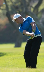 Pontus Widegren is one of the golfers who have experience in competitions like this week's Pac-12 tournament.