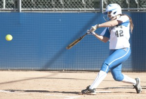 Senior outfielder Devon Lindvall, who is batting .284 this season, figures to play a key role in UCLA's appearance in its regional as a player who has postseason experience away from home.