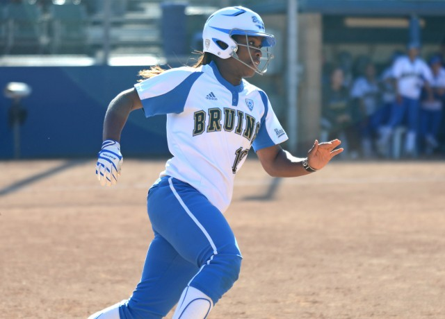 Senior outfielder B.B. Bates and the Bruins fell just short in their comeback bid, ousted in an NCAA Regional for the third straight year after a 3-2 loss in 13 innings Sunday. UCLA won three straight games to reach the championship of the regional before losing to Alabama-Birmingham.