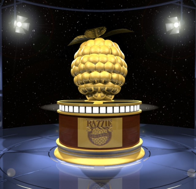 (Courtesy of Golden Raspberry Award Foundation)