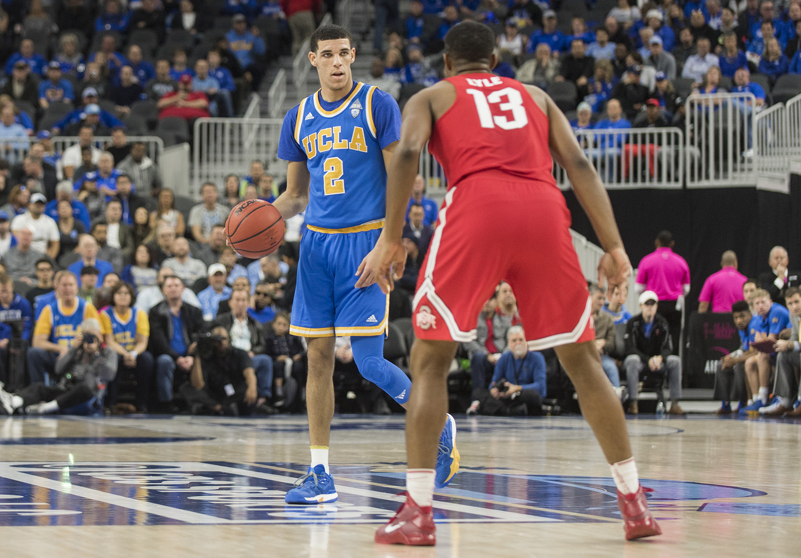 Li For 3 Lonzo Ball Is The Force Turning Ucla Men S Basketball Around Daily Bruin