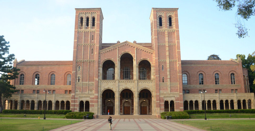 The Quad: A history of Royce Hall's speakers and performers - Daily Bruin