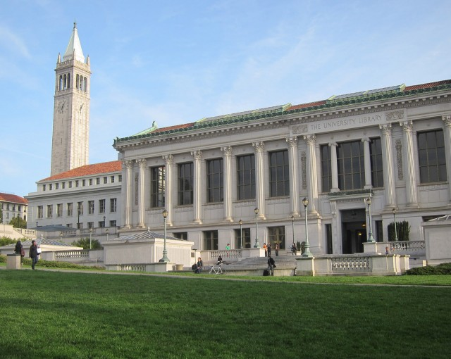Luis Mora, a third-year student at UC Berkeley, was detained by immigration authorities while visiting family with his girlfriend last month. (Creative Commons Photo by Jay Cross via Flickr)