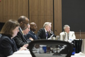 The University of California Board of Regents discussed their decision to postpone their vote on a tuition increase, and their approval of items during committee meetings Wednesday. (Daily Bruin file photo)