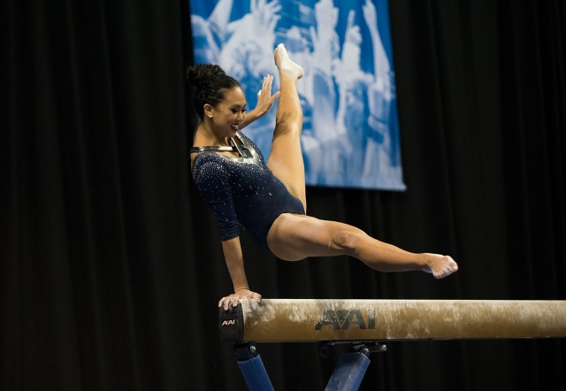 UCLA wins women's gymnastics national championship