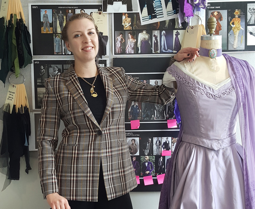 Alumna Uses Costume Design To Craft Characters Auras In American Horror Story Daily Bruin