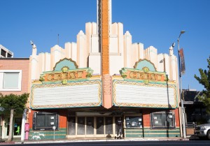 Kristy Edmunds, executive and artistic director of CAP at UCLA said ownership of the Crest Theater allows CAP to host more small productions than a rental space or Royce Hall. (Daanish Bhatti/Daily Bruin)