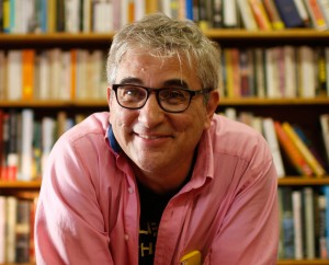 "David Kipen, a UCLA Writing Programs Lecturer, wrote ""Dear Los Angeles: The City in Diaries and Letters,"" a novel that published Tuesday. Kipen compiled letters and diaries by Los Angeles dwellers and passersby in the work. (Courtesy of Rick Loomis/Los Angeles Times)"