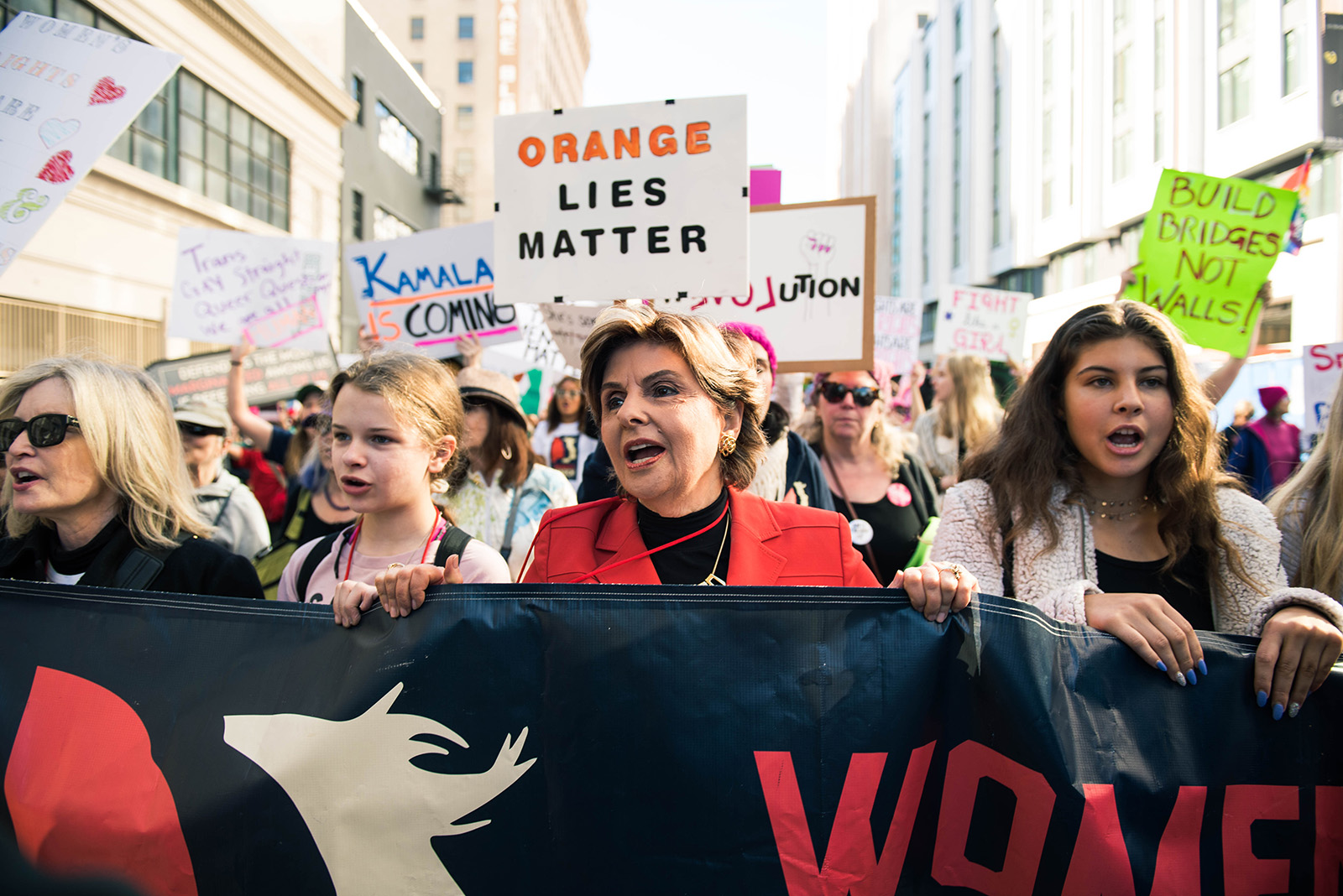 Attendees of Women's March 2019 discuss inclusivity of feminist movement -  Daily Bruin