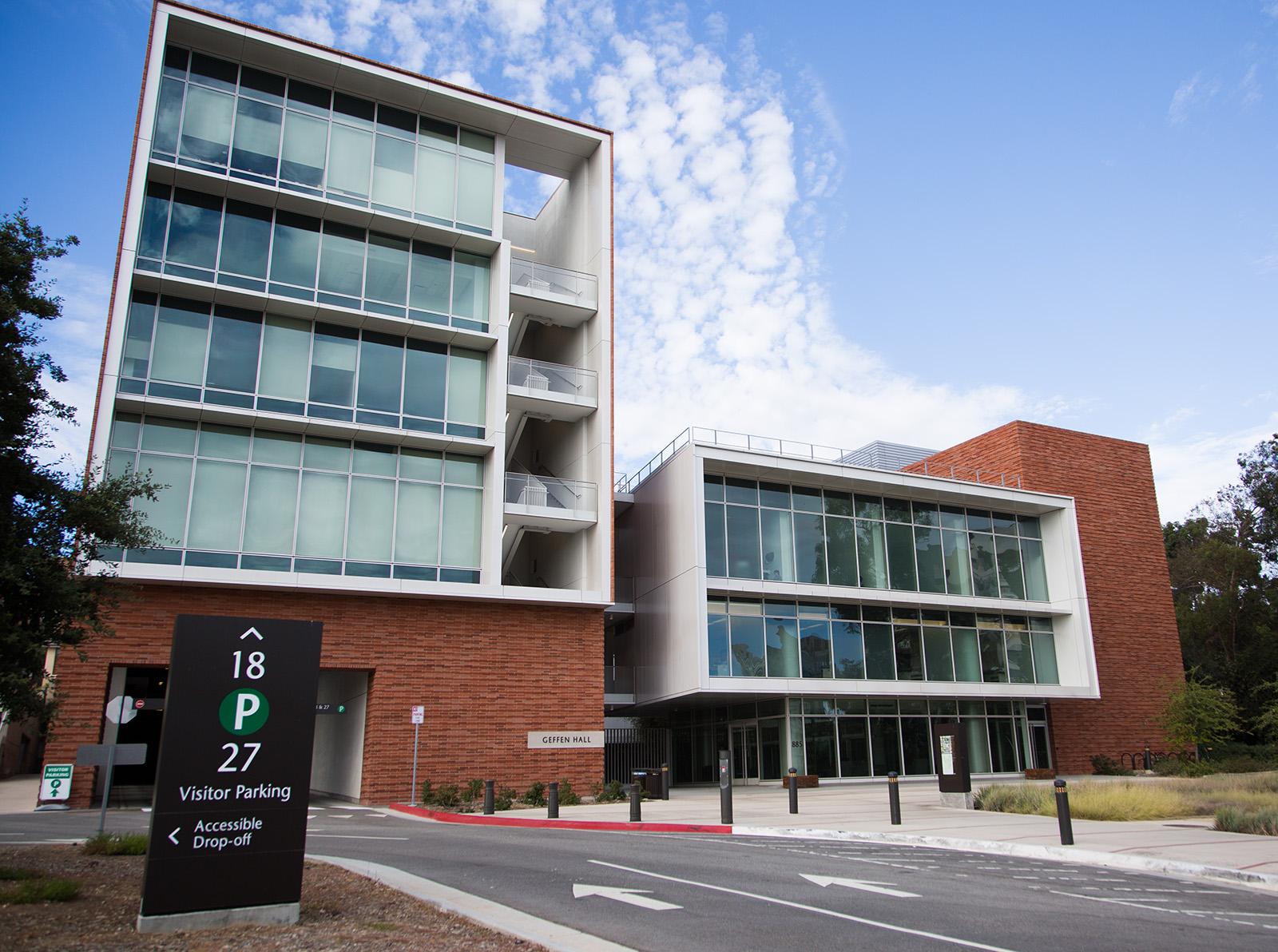 David Geffen School of Medicine  Medical Schools in Los Angeles