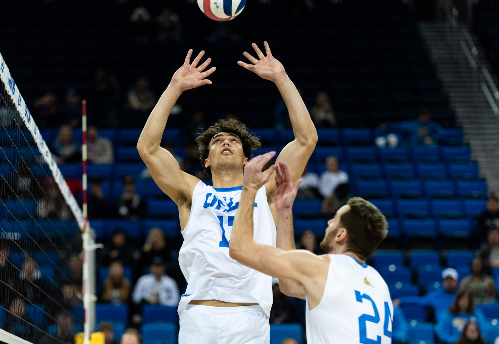 Men S Volleyball To Play Long Beach State For First Time Since 2018 Ncaa Final Loss Daily Bruin