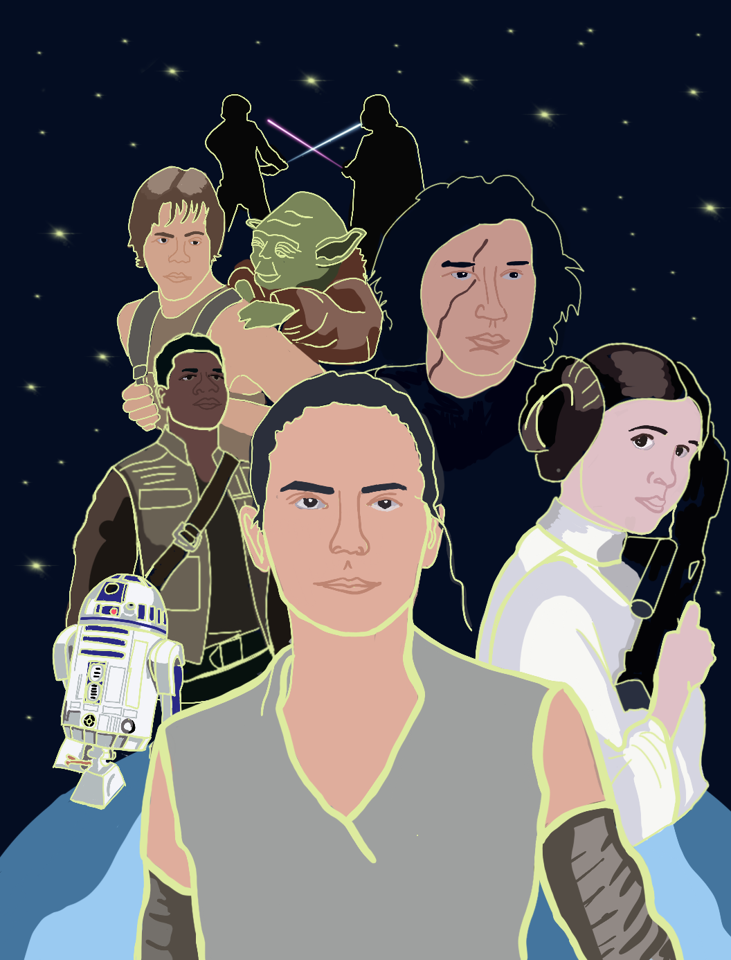 Inconsistency Of Star Wars Sequel Series Fails Fans In Trying To Appease Them Daily Bruin