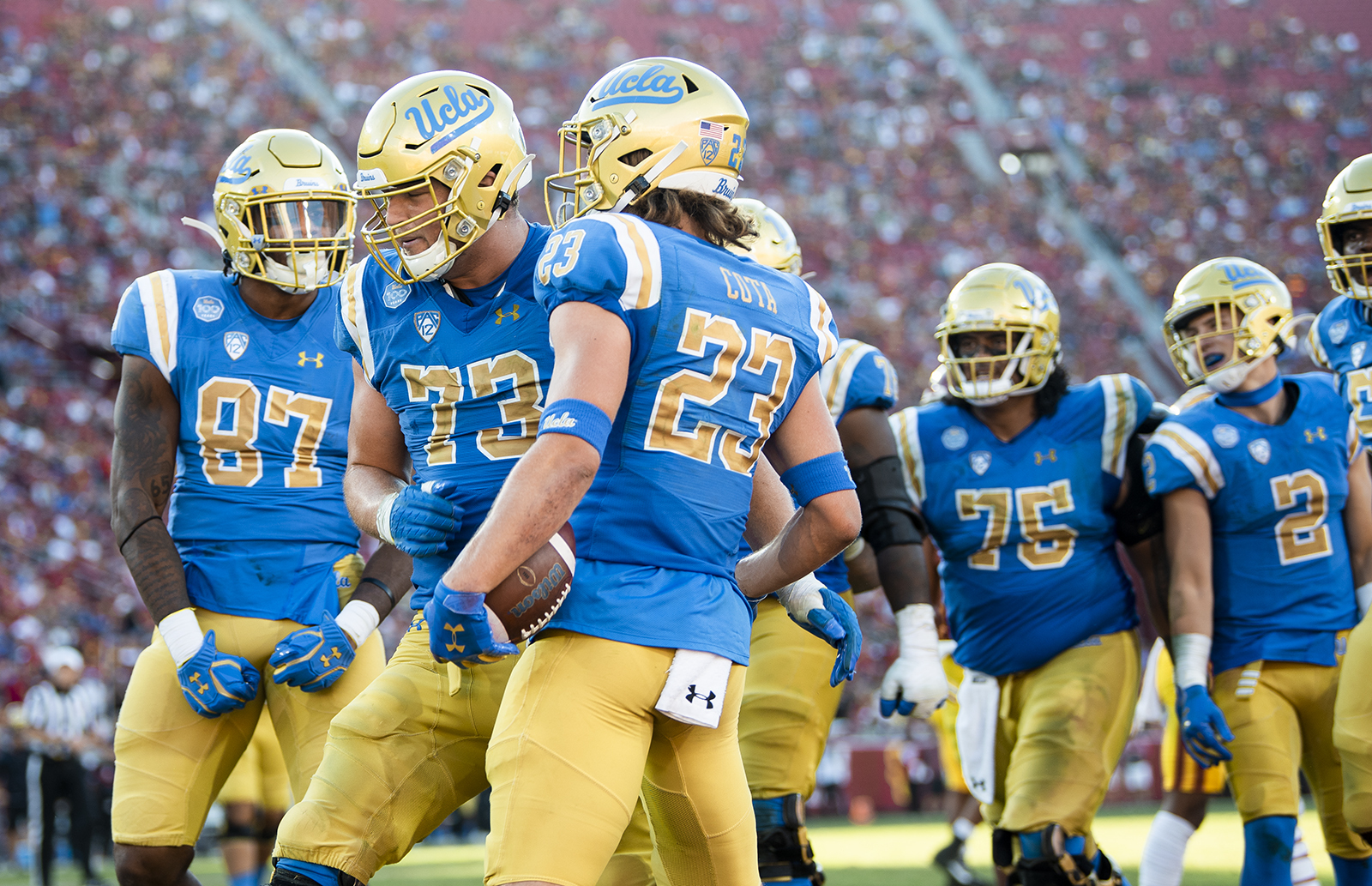 Under Armour working to terminate 15-year, $280M contract with UCLA