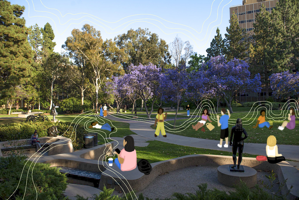 UCLA has been voted within the top 10 most beautiful campuses in California.