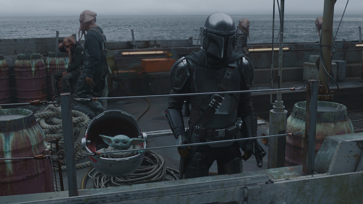 'The Mandalorian' finds new allies, and some surprising backstory