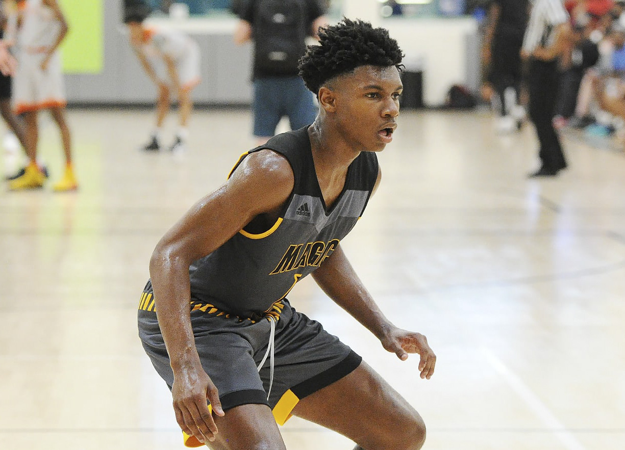 Four-star recruit Dylan Andrews commits to UCLA men's basketball - Daily Bruin
