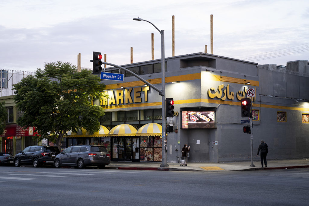Elat Market offers kosher Persian food to the Los Angeles community. (Esther Ma/Daily Bruin)
