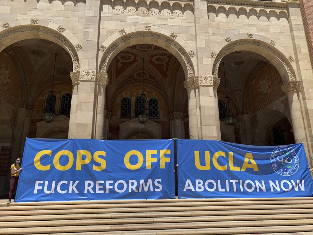 (Courtesy of the Divest/Invest UCLA Faculty Collective)