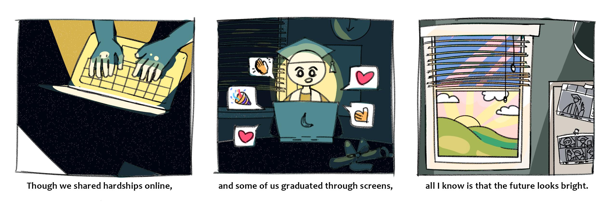 (Jennie Wang/Cartoonist)