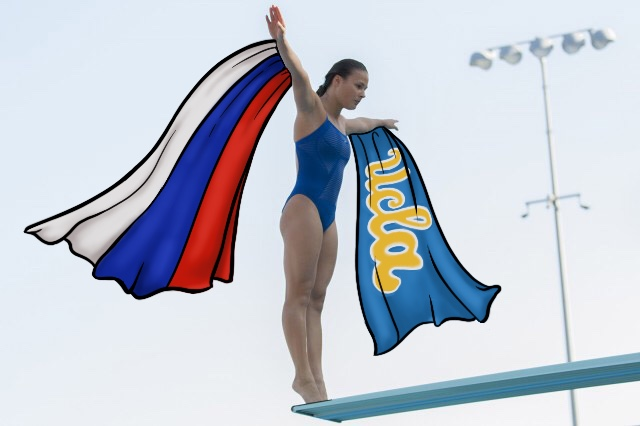 International diver makes waves for UCLA, returns home to pursue Olympic dreams - Daily Bruin