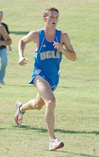 Senior Alex Crabill is scheduled to race in Friday's Notre Dame Invitational.