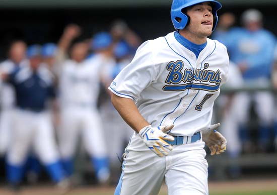 Freshman outfielder Cody Keefer hit a walk-off home run Sunday, leading the Bruins to a sweep of the Trojans. UCLA will face UC Santa Barbara tonight at Jackie Robinson Stadium, in the Bruins' next-to-last midweek game of the season.