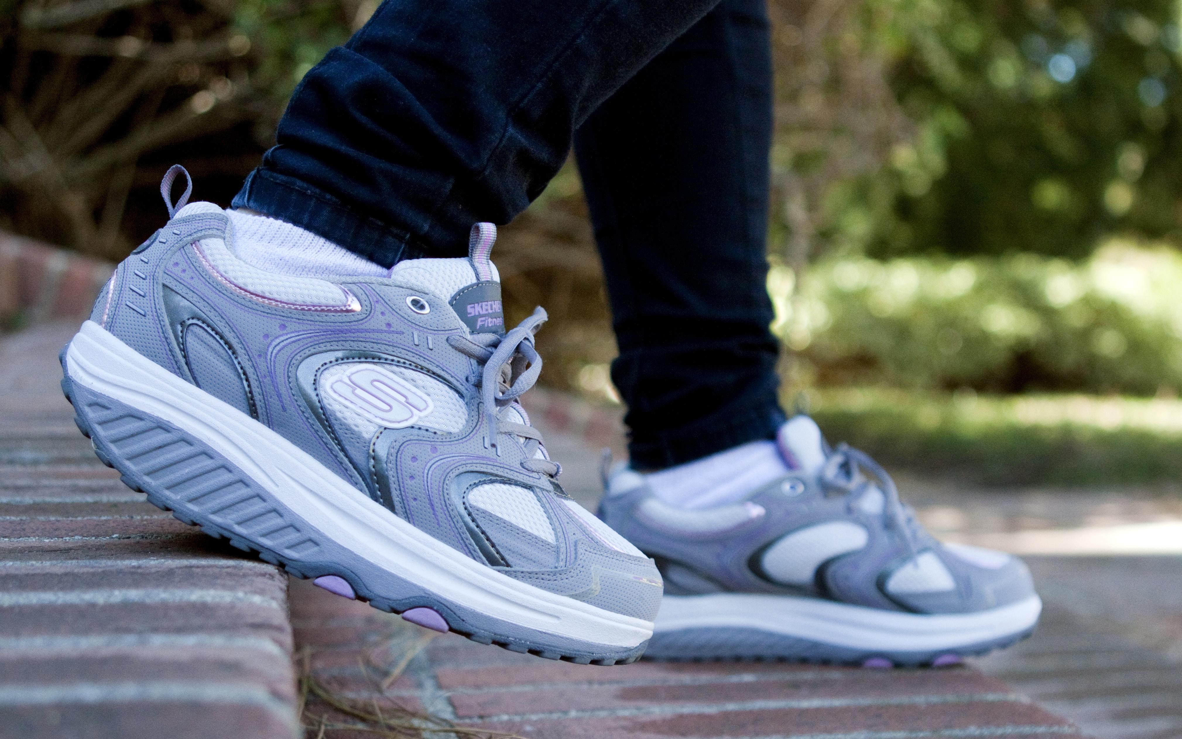 Skechers' fitness footwear_ - Daily Bruin
