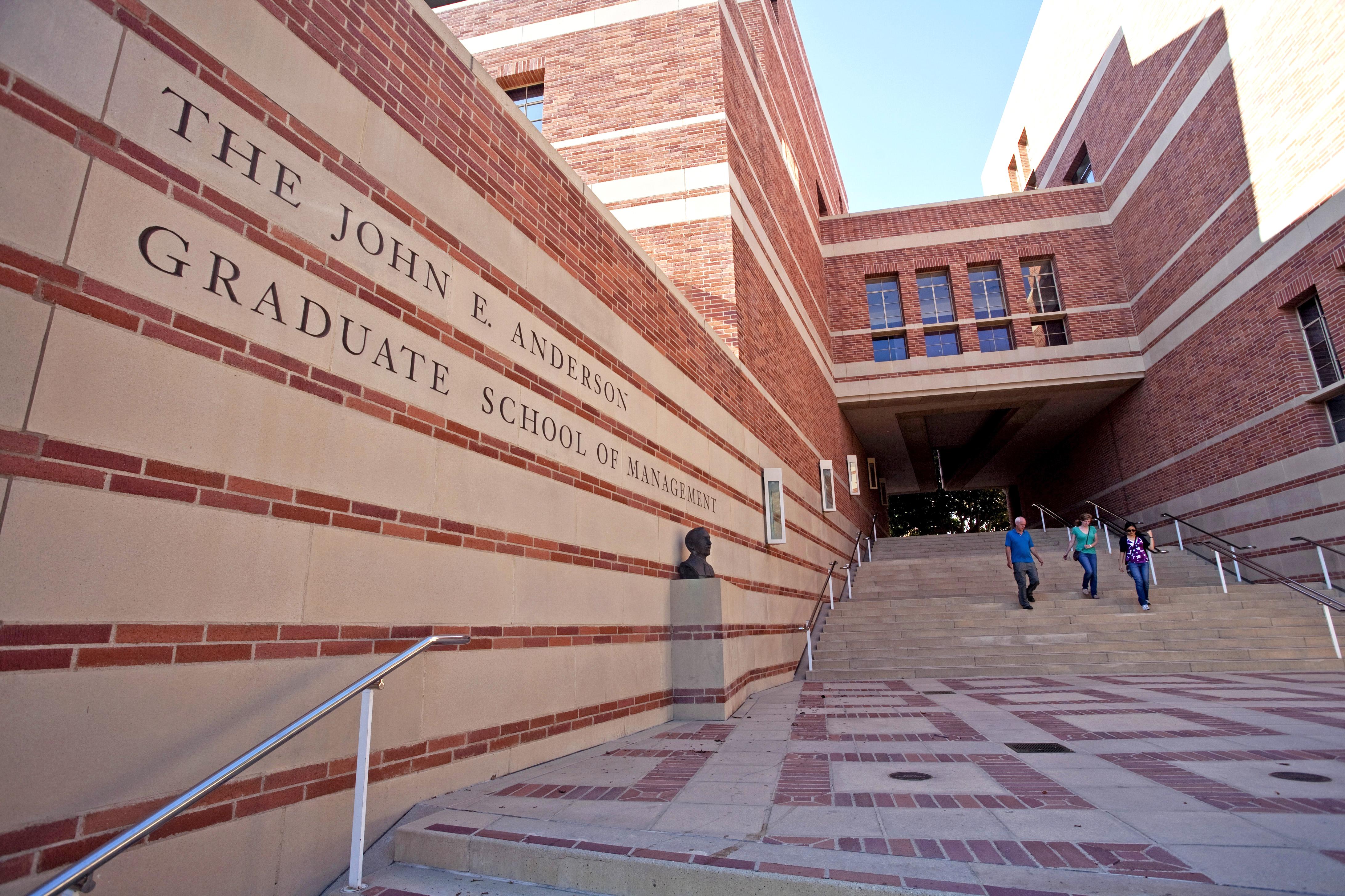 Top 2021 Business Schools in Los Angeles
