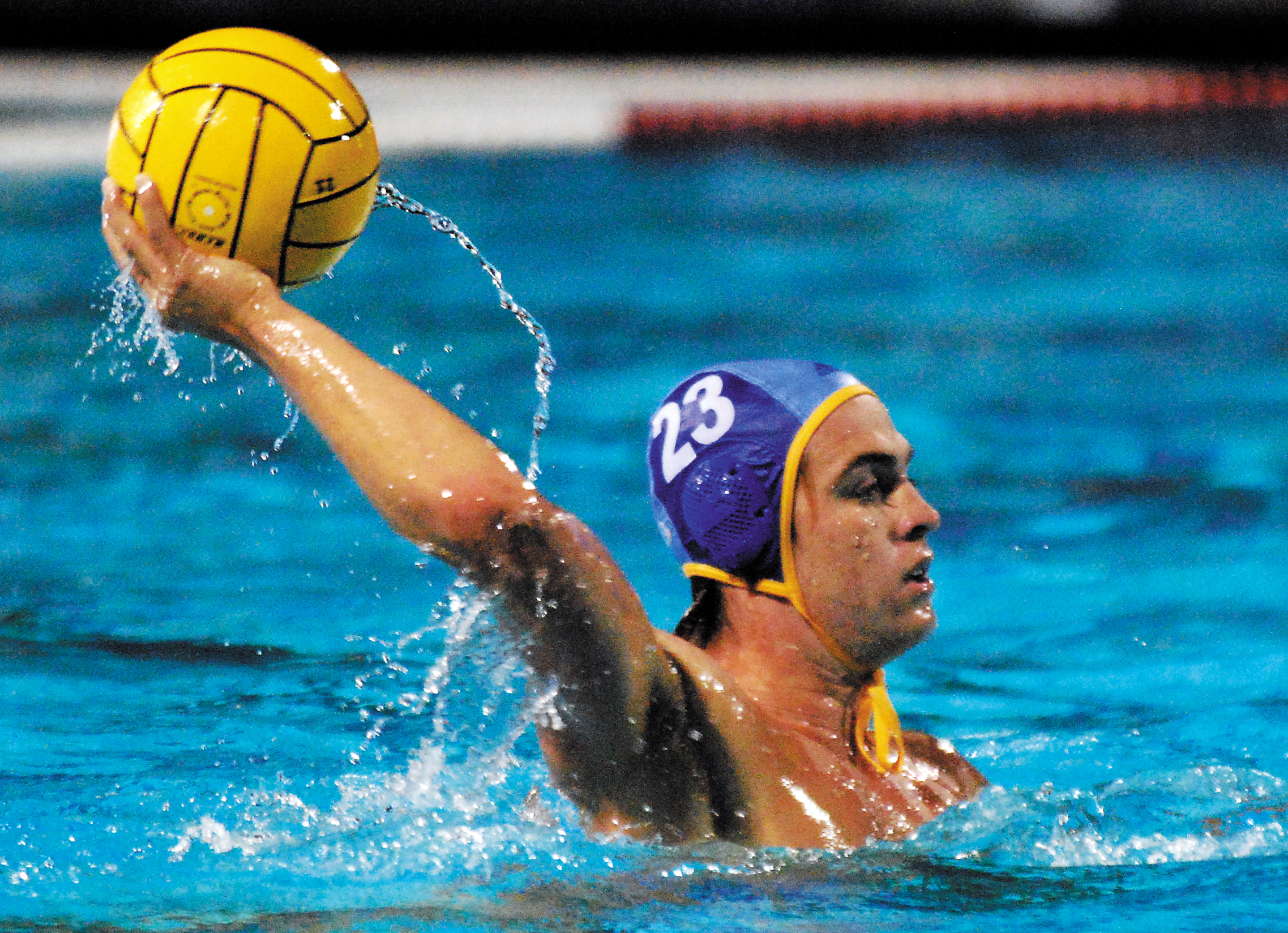 Senior utility Josh Samuels and the Bruins revved up their training this week to prepare for tough upcoming MPSF play.