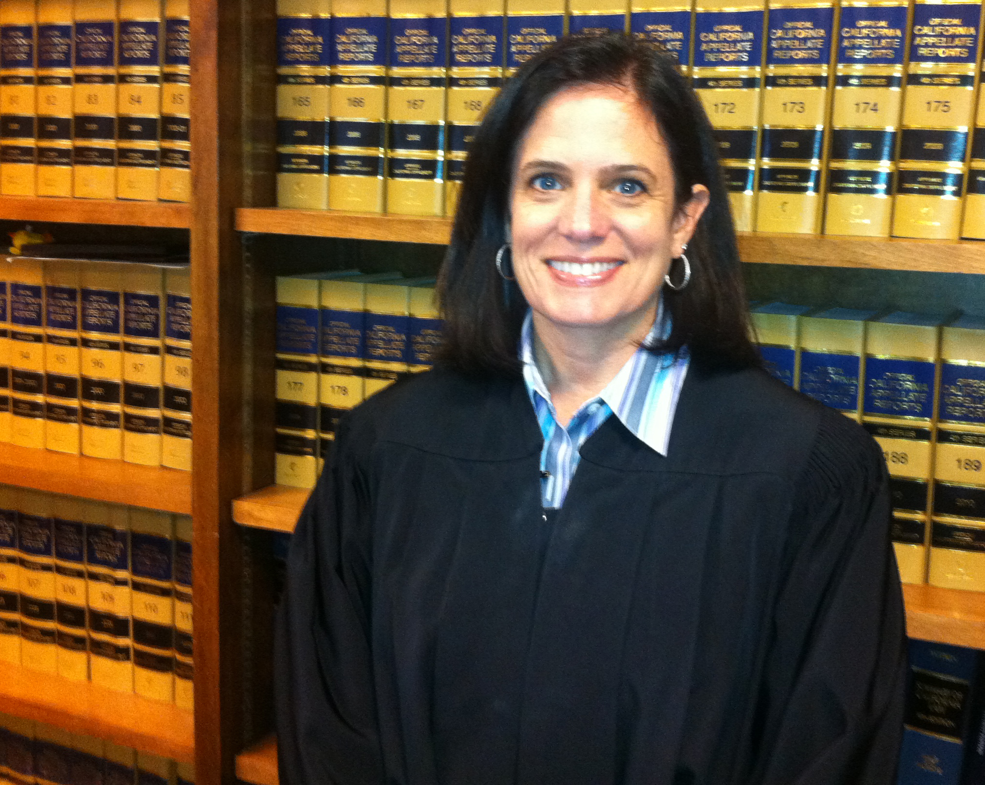 "President Barack Obama nominated UCLA alumna Judge Beverly Reid O'Connell to the United States District Court for the Central District of California. O'Connell earned a bachelor's degree from UCLA and still holds season tickets for UCLA football games """" she attended Saturday's game against USC."