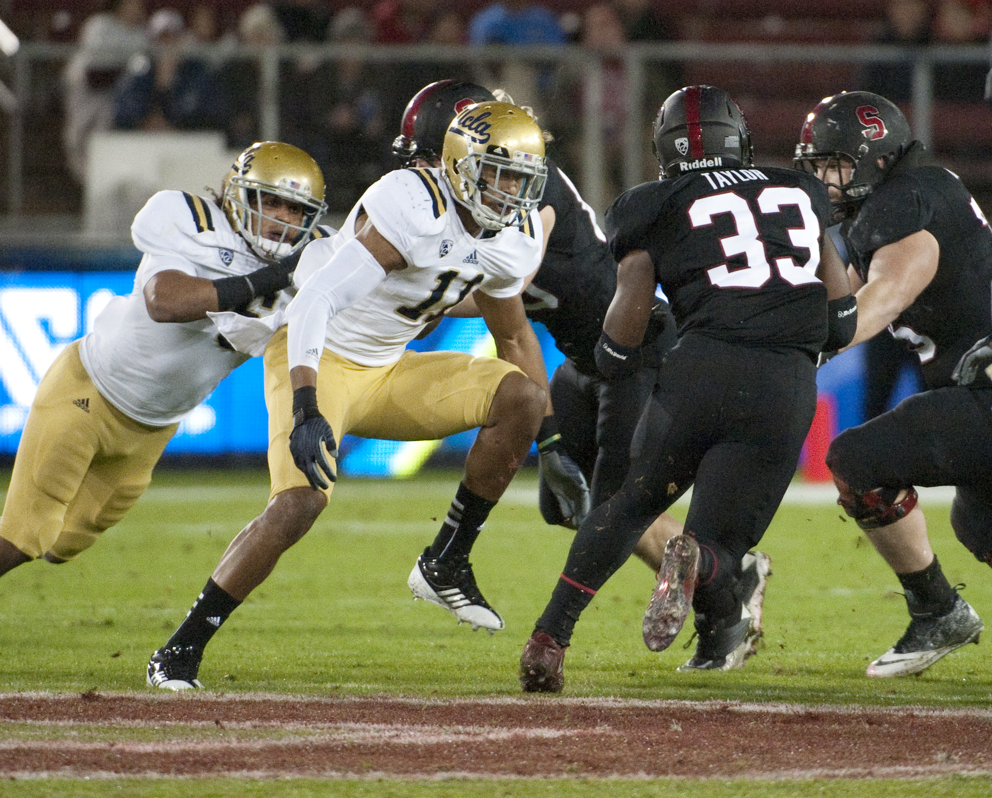 Junior outside linebacker Anthony Barr and the Bruins are coming back from a disappointing Pac-12 Championship loss to play in the Holiday Bowl later this month. The Bowl game will take place at Qualcomm Stadium in San Diego on Dec. 27, and UCLA will face Baylor.