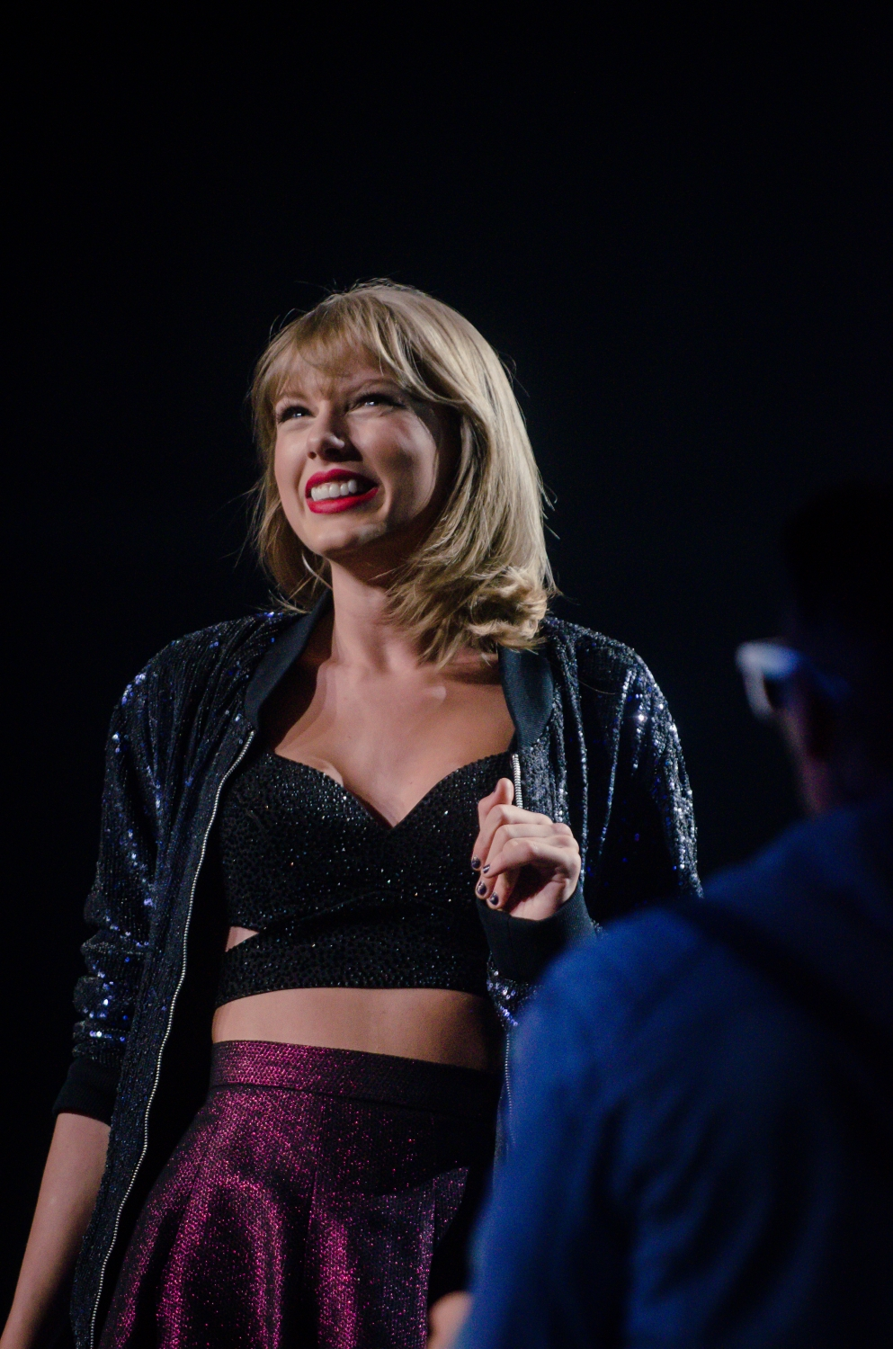 Taylor Swift S 1989 World Tour In Los Angeles Daily Bruin
